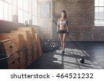 full length shot of confident... | Shutterstock . vector #464521232