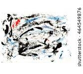 abstract overlay frame texture...   Shutterstock . vector #464549876