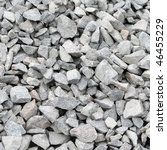 granite gravel texture | Shutterstock . vector #46455229