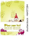 flyer   invitation   declaration | Shutterstock .eps vector #46457284