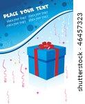 flyer   invitation   declaration | Shutterstock .eps vector #46457323