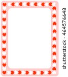 Hearts Frame   Border Love...