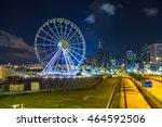 hong kong  china   july 5th... | Shutterstock . vector #464592506