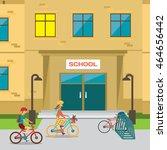 Children's Bicycle Parking Nea...
