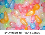 summer fun concept  colorful... | Shutterstock . vector #464662508