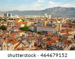 view of split  croatia | Shutterstock . vector #464679152