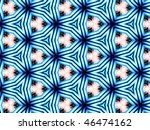 abstract fractal | Shutterstock . vector #46474162
