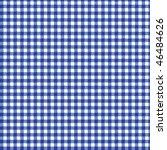 pattern blue picnic   Shutterstock .eps vector #46484626