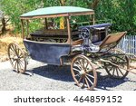 Horse Drawn Hearse From The...
