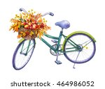 hand drawn illustration of... | Shutterstock . vector #464986052