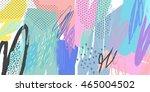 abstract creative header.... | Shutterstock .eps vector #465004502