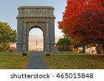The National Memorial Arch Is A ...