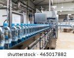 water factory   water bottling... | Shutterstock . vector #465017882