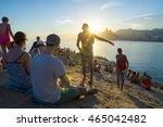 rio de janeiro   february 26 ... | Shutterstock . vector #465042482