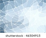 abstract geometric mosaic... | Shutterstock .eps vector #46504915