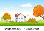 vector illustration of an... | Shutterstock .eps vector #465066905