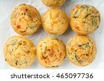 Savory Cheese Muffins With...
