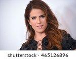 los angeles   aug 04   karla... | Shutterstock . vector #465126896