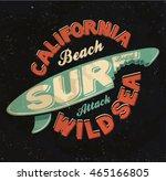 surf. surf board. california...   Shutterstock .eps vector #465166805