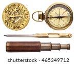 Compass  Sundial  Telescope ...