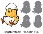 vector illustration of make the ... | Shutterstock .eps vector #465384416