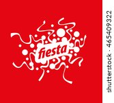 holiday vector logo | Shutterstock .eps vector #465409322