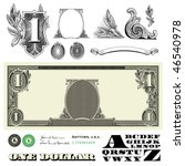 vector miscellaneous monetary...