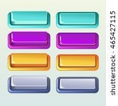 colors push buttons for a game... | Shutterstock .eps vector #465427115