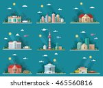 mega set of icons for your... | Shutterstock .eps vector #465560816