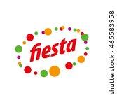holiday vector logo | Shutterstock .eps vector #465583958