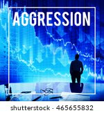 Small photo of Aggression Anger Aggressiveness Violence Concept