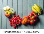 fresh fruit | Shutterstock . vector #465685892