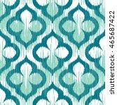 abstract flower pattern  | Shutterstock .eps vector #465687422