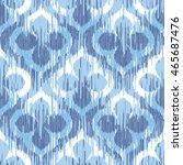 abstract flower pattern  | Shutterstock .eps vector #465687476