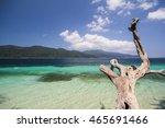 ravee island  koh ravee  satun  ... | Shutterstock . vector #465691466