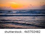 Sun Rises Over Gulf Of Mexico...