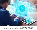 business  technology  internet... | Shutterstock . vector #465742946