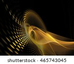abstract background element.... | Shutterstock . vector #465743045