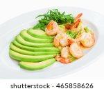 Restaurant Food   Shrimps In...