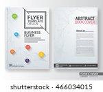 multipurpose corporate business ... | Shutterstock .eps vector #466034015