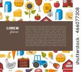 vector illustration with...   Shutterstock .eps vector #466077308