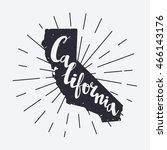 vector illustration. california ...   Shutterstock .eps vector #466143176