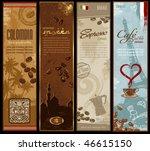 coffee around the world   set...   Shutterstock .eps vector #46615150