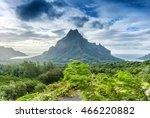 Amazing Landscape Of Tahiti ...