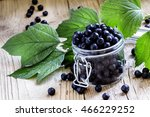 Fresh Berries Chokeberry In A...