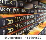 Small photo of Kuala Lumpur, August 10, 2016. The book 'Harry Potter and the Cursed Child - Parts One & Two (Special Rehearsal Edition)' on display at Kinokuniya Bookstore, Suria Mall, Kuala Lumpur City Centre.