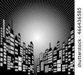 Style Cartoon Night City...