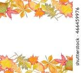 Autumn Leaves Fall Frame...