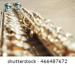 two flutes | Shutterstock . vector #466487672
