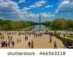 washington d.c.  usa   may 2 ... | Shutterstock . vector #466563218